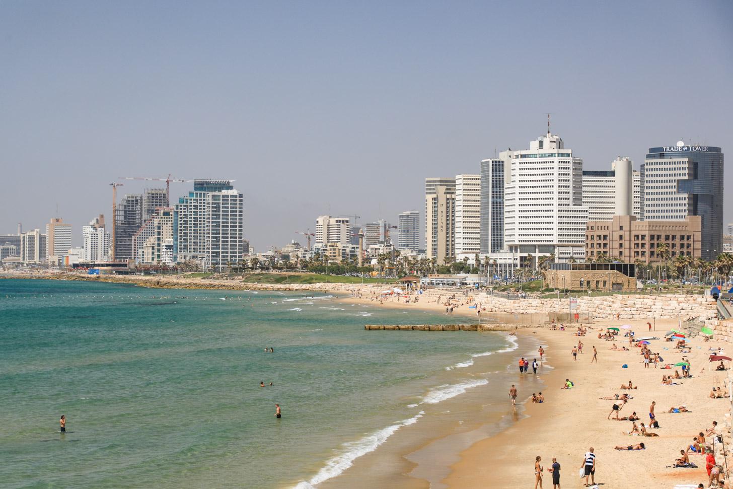 Tel Aviv tegenwoordig